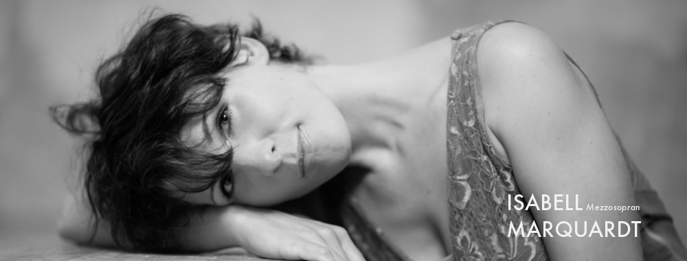 Isabell Marquardt . Mezzosopran . Gesangstudio